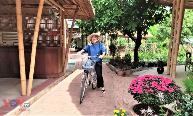 """Tourismusgebiet """"Ein Blick auf Vietnam"""" vervielfältigt das Bild des Tourismus in Ho-Chi-Minh-Stadt"""