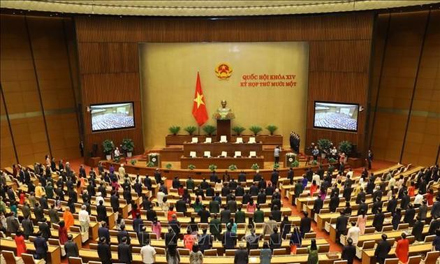 Wichtige Eindrücke für Erfolge der ganzen Amtsperiode des Parlaments