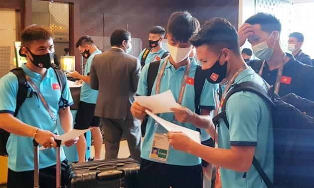 WC 2022: Vietnamesische Fußballmannschaft hat Vorteile