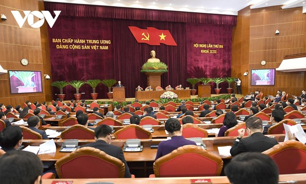 Abschluss der 3. ZK-Sitzung