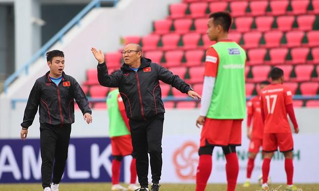 U22 Vietnams müsste nur zwei Spiele bei Qualifikationsrunde der U23-Asienmeisterschaft 2022 absolvieren