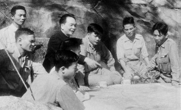 """Fotoausstellung über """"General Vo Nguyen Giap-Leben und Karriere"""""""