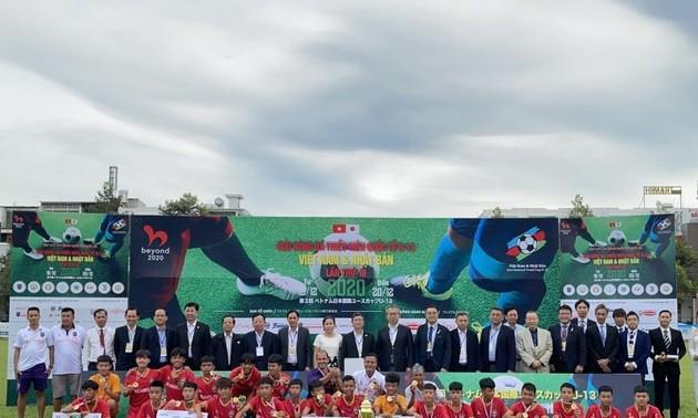 Meister von J.League 1 gründet Fußball-Akademie in Vietnam