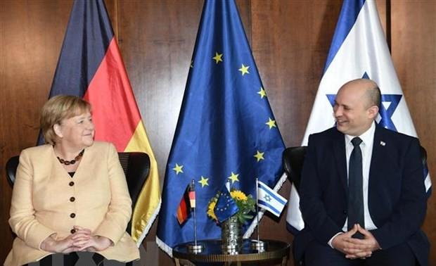 Deutschland schätzt Sicherheit von Israel