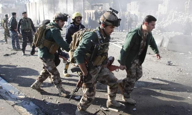 Bombing in Iraq