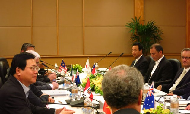 New round of TPP negotiations begins