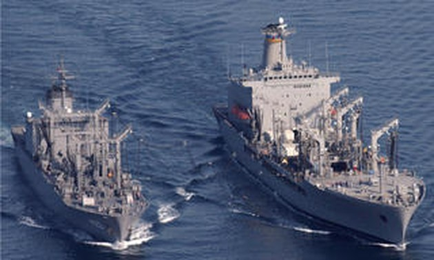 Japan could provide logistic aid to foreign forces in Middle East