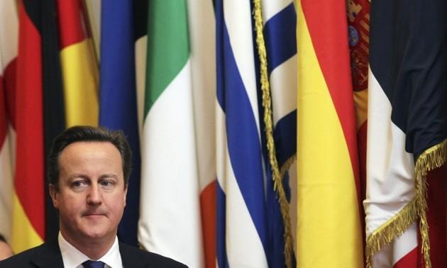 Dirigentes europeos llaman a permanencia de Reino Unido en Unión Europea