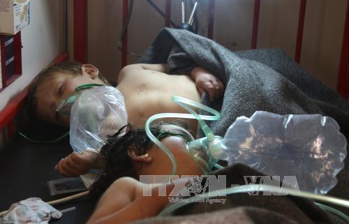 El gobierno sirio niega el uso de armas químicas contra los rebeldes
