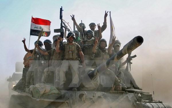 Fuerzas iraquíes triunfan en la ofensiva final para liberar Al-Hawija del Estado Islámico