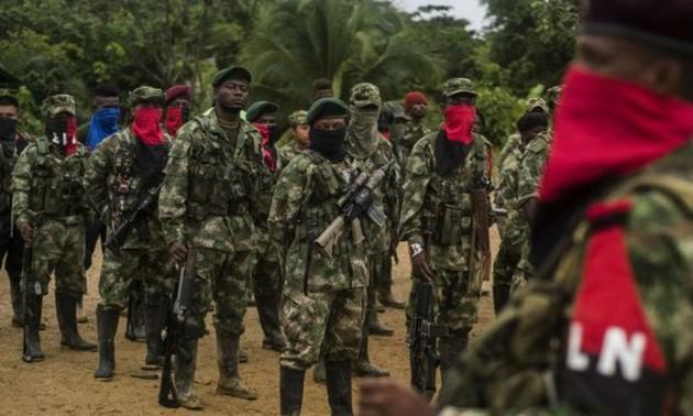 ELN realizará cese al fuego con motivo de la segunda vuelta de las presidenciales en Colombia