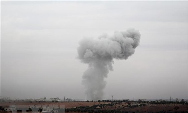 Siria confirma ataques de aviones israelíes contra Hamas