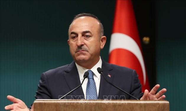 Presidentes de Turquía y Rusia debatirán el tema de Siria en Sochi