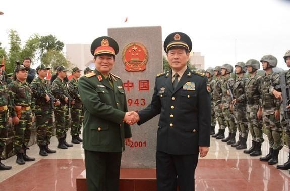 Vietnam y China abogan por una frontera pacífica y amistosa