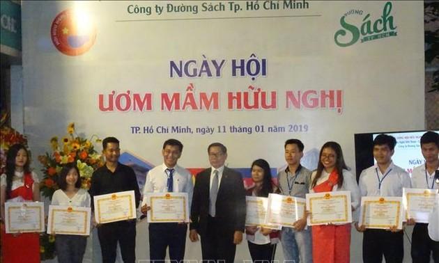 Vietnam y Camboya cultivan la amistad tradicional