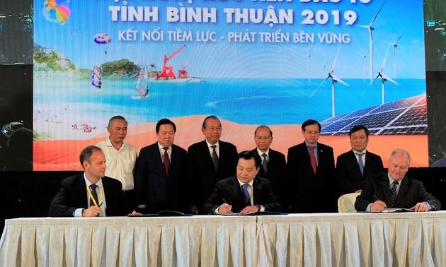 Binh Thuan busca atraer a más inversionistas