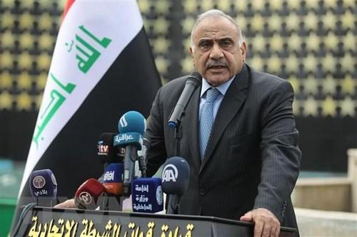 Partidos políticos iraquíes abogan por reformas para poner fin a protestas