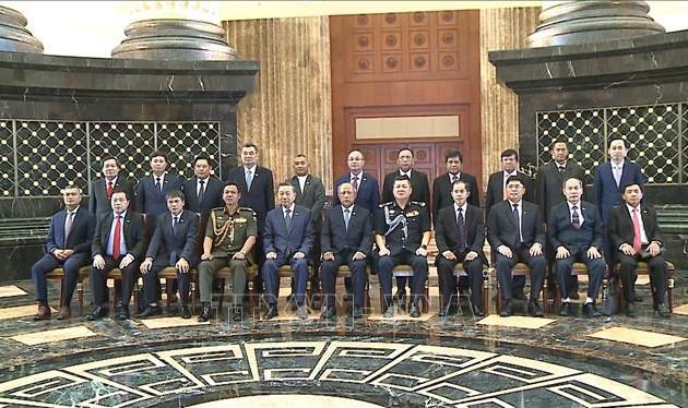 Vietnam y Brunéi promueven intercambio de información en la lucha contra la delincuencia