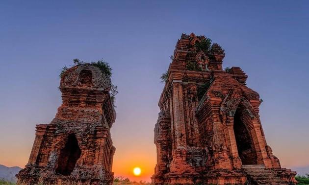 Vestigios de la civilización Cham en Binh Dinh