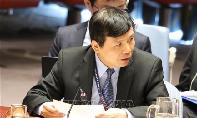 Vietnam exhorta al cumplimiento del alto el fuego en Libia