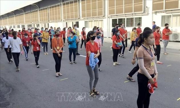 OIT publica informe sobre efectos de Covid-19 en mercado laboral de Vietnam
