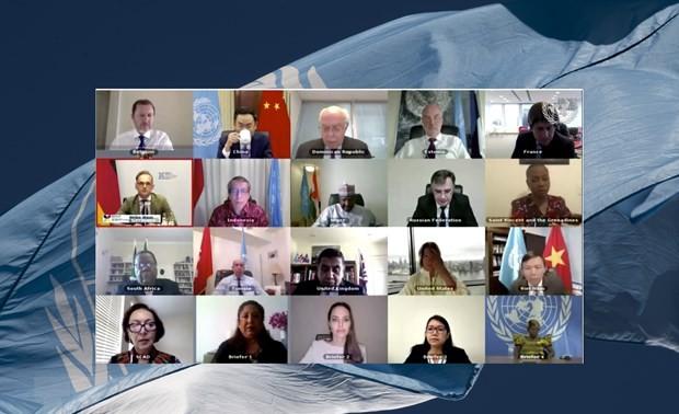 Vietnam llama a la comunidad internacional a ayudar a Palestina en tiempo difícil