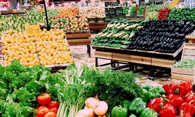 Las exportaciones de frutas y hortalizas de Vietnam alcanzan un valor de más 2 mil millones de dólares