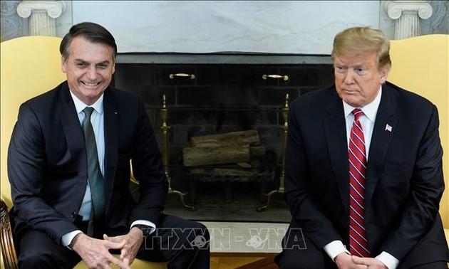 Estados Unidos y Brasil estrechan sus lazos con la firma de nuevos acuerdos de inversión