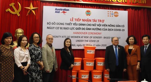 Fondo de Población de las Naciones Unidas apoya a mujeres vietnamitas en riesgo de ser víctimas de la violencia