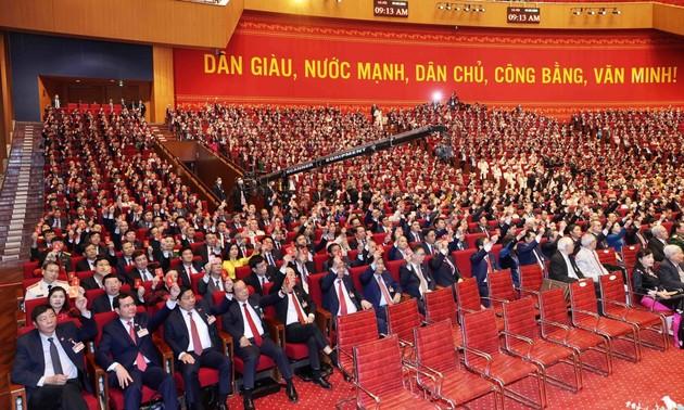 Éxito del XIII Congreso del PCV abre una nueva etapa de desarrollo