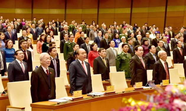 Finaliza la elección de los altos cargos del Estado de Vietnam