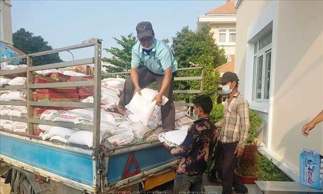 Ofrecen ayuda a vietnamitas residentes en Camboya