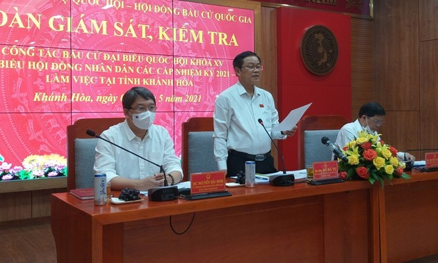 Celebrarán elecciones anticipadas en varios barrios del distrito insular vietnamita de Truong Sa