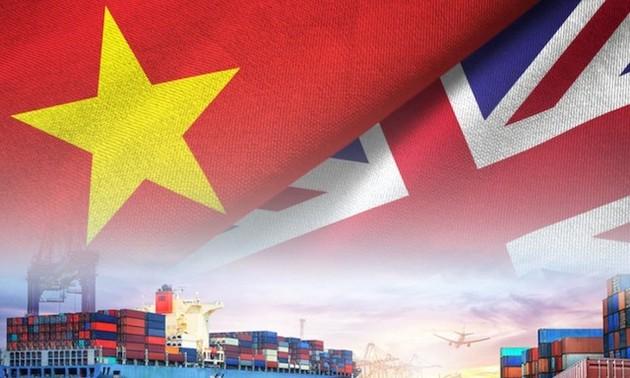 Vietnam elabora documentos para la implementación del acuerdo comercial con Reino Unido