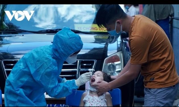 Vietnam contabiliza 147 nuevos contagios del covid-19 en 18 horas
