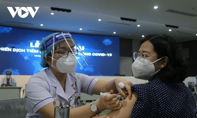 Diplomacia de vacunas: lo más destacado de los logros diplomáticos de 2021 de Vietnam
