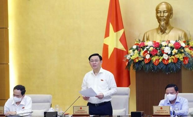 Comité Permanente del Parlamento de Vietnam aborda la atención al ciudadano y solución de quejas y denuncias