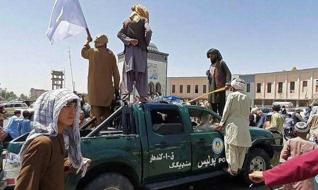 Países del mundo manifiestan su punto de vista sobre el tema de Afganistán