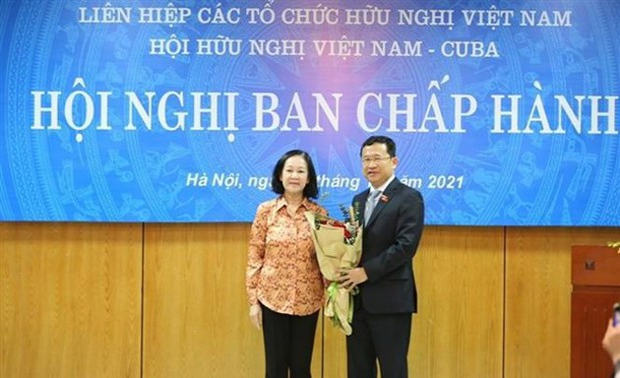 Eligen al nuevo presidente de la Asociación de Amistad Vietnam-Cuba