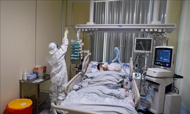Pandemia de covid-19 suma más de 4,9 millones de fallecimientos