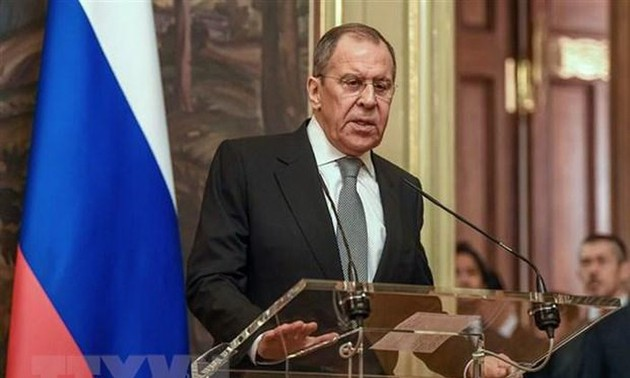 Russian Foreign Minister says Iran nuclear deal in danger of falling apart