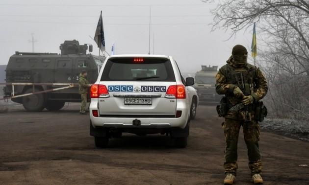 Ceasefire begins in East Ukraine