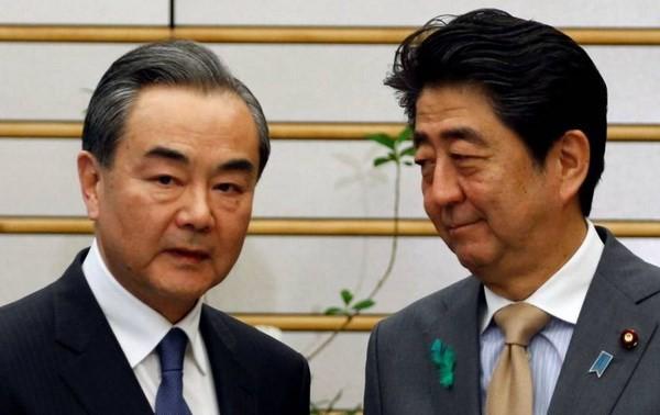 La Chine et le Japon s'entendent pour relancer leurs liens diplomatiques