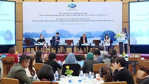 Le Vietnam continue à valoriser les initiatives de l'APEC 2017