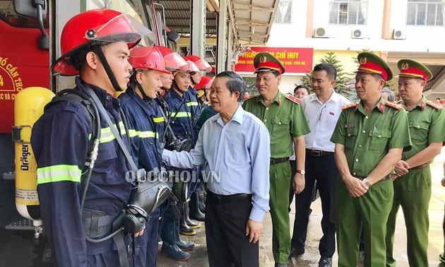 Appliquer efficacement la loi sur la prévention et la lutte contre les incendies