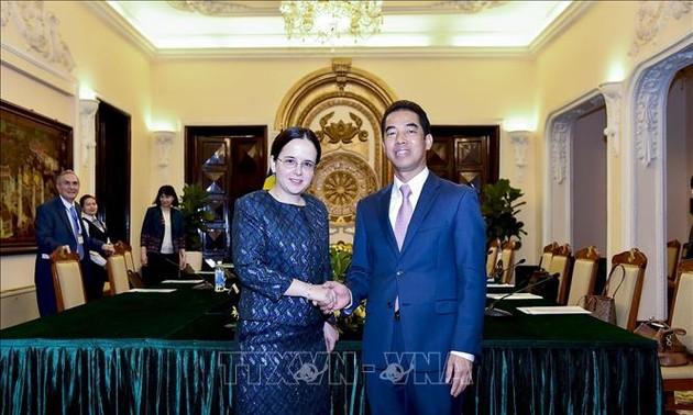 Consultation politique Vietnam-Roumanie