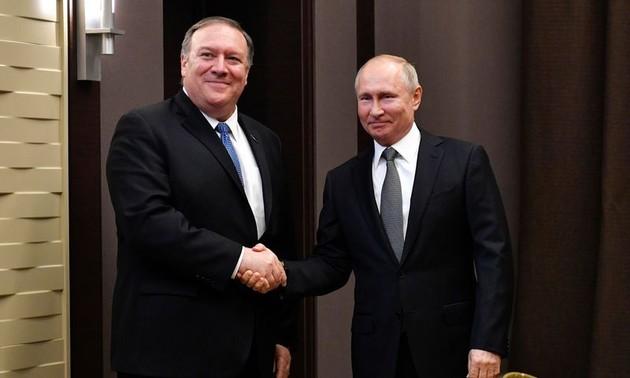 Pour Poutine, Trump veut vraiment relancer les relations russo-US