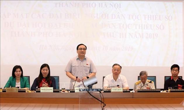 Hanoï s'efforce d'améliorer le niveau de vie de ses minorités ethniques