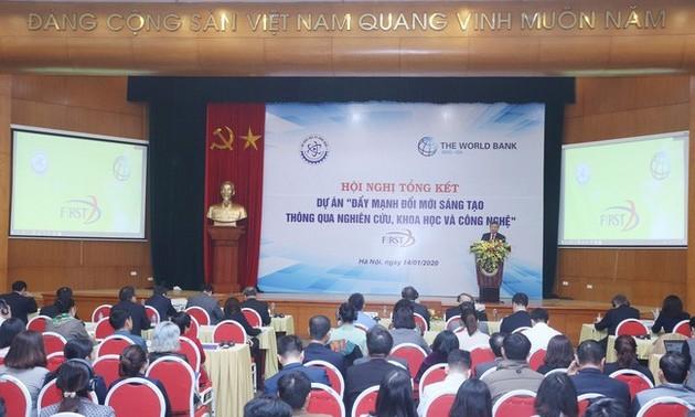 Le Vietnam stimule l'innovation et la technologie