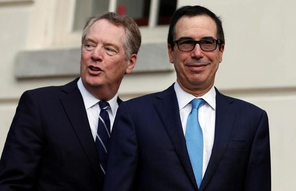 USA et Chine n'ont pas d'accord sur de futures réductions de taxes, selon Washington